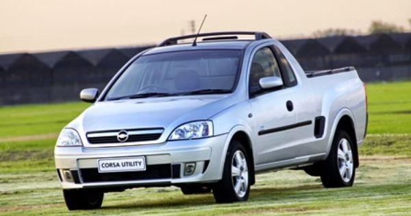 Opel Corsa Pick Up Opel Corsa Chevrolet Opel
