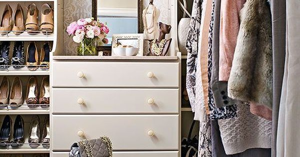 15 Closets That Put Carrie Bradshaw To Shame Beautiful House And Closet