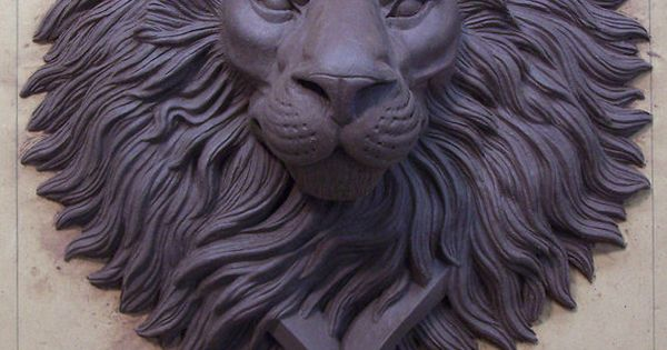 Large bronze lion head door knocker pull figurative pinterest design och inspiration - Wolf head door knocker ...
