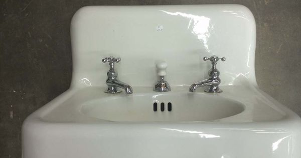 1920 39 s sink with faucet architectural salvage pinterest vintage faucets and