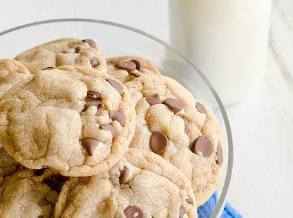 Food: Dangerous peanut butter chocolate chip cookies recipe cookies peanut