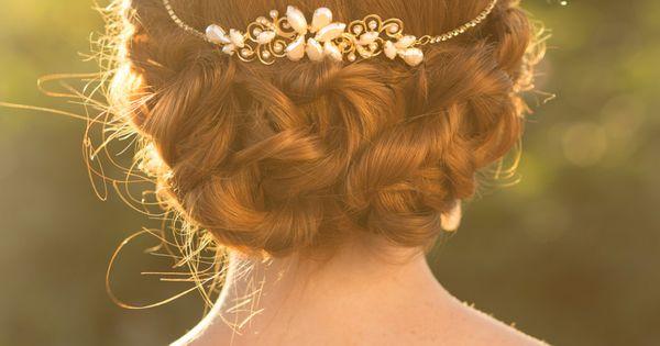 Bridal Hair Vine, Wedding Tiara - Wedding Hair Accessories by Ayajewellery, so