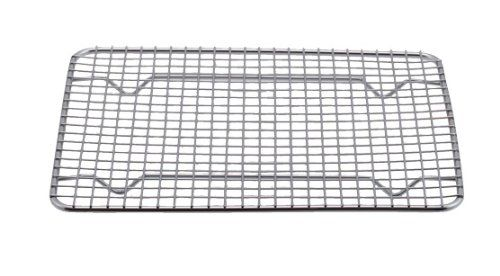 Professional Cross Wire Cooling Rack Half Sheet Pan Grate 1612 X 12 Drip Screen You Can Find Out More Half Sheet Pan Cooling Racks Wholesale Baking Supplies