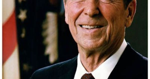 A biography and life work of ronald reagan 40th president of the united states of america