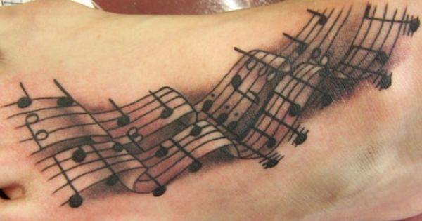Tattoos by Heath Reed - footno by heathwreed on DeviantArt