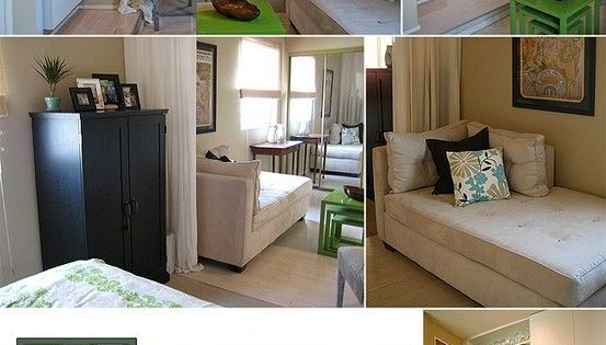 Long And Narrow Room Ideas Tiny Houses Pinterest