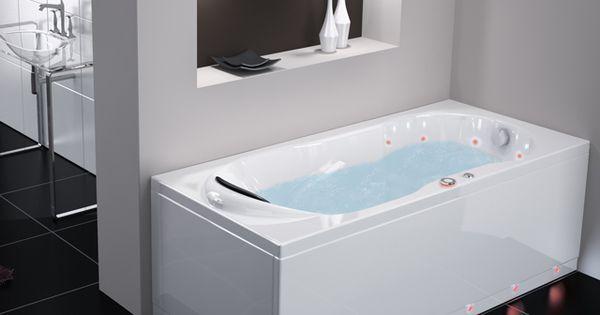 baignoire castorama promo baignoire baln o pas cher la baignoire baln o c r s 180 x 80 cm prix. Black Bedroom Furniture Sets. Home Design Ideas
