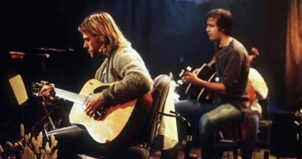 Nirvana Unplugged Full Concert Hd With Lyrics Muziek