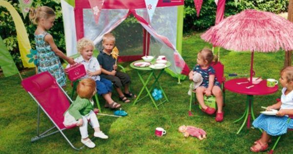 De tiendas fiesta y jard n en casa fiestas para ni os for Casa infantil jardin