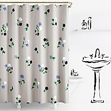 Image Of Kate Spade New York Willow Court Shower Curtain Kate
