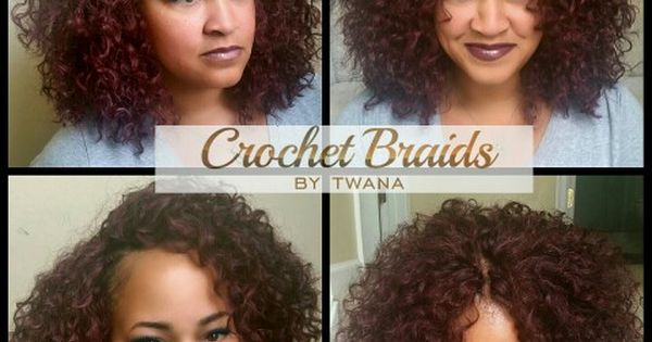 Crochet Braids Exercise : using freetress crochet hair crochet braids Pinterest Colors, In ...