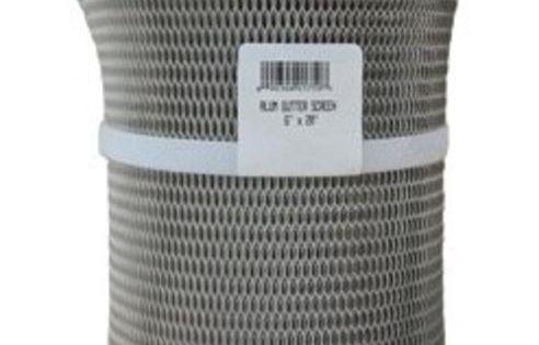 Billy Penn 1750 Gutter Guard 6 X 20 Aluminum Diy Gutters Aluminum Uses Mechanical Design