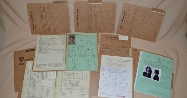 Unsolved Case Files Printable
