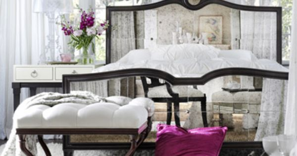 Belle Meade Grayson Bed Espresso Luxe--Set a mood for your home that