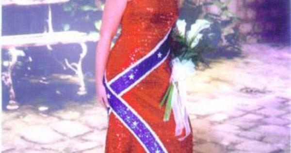Confederate flag wedding dresses wedding california for Rebel flag wedding dresses