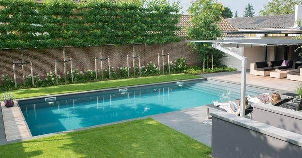 Zwembad buiten zwembad for Zwembad zelfbouwpakket