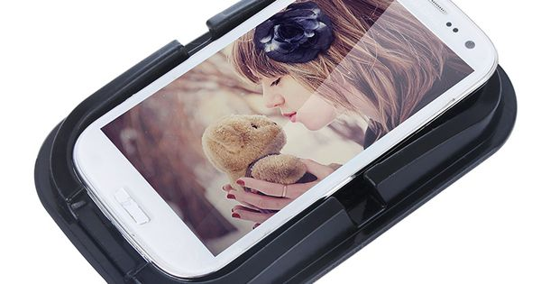 Antiolis8htikh Bash Aytokinhtoy Anti Stcky Pad Holder Samsung Galaxy S3 S4 Oem Https Www Autopower Gr P 24821 Car Accessories Electronic Products Auto