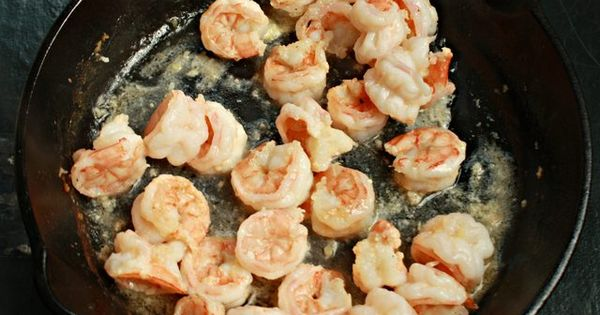 how to cook shrimp in a pan