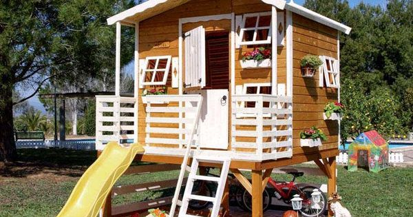 Arquitectura de casas 16 modelos de casitas de madera - Casitas de madera pequenas ...