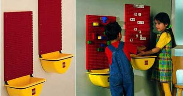 Room 2 Build Bedroom Kids Lego: Enchanting-Lego-Wall-for-Kids-Room-Decor.jpg 407×248