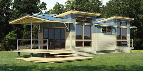 Tiny Home Designs: Tiny House, Galley Kitchens And Clayton Homes On Pinterest
