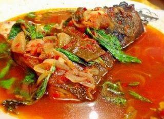 Cara Memasak Pindang Ikan Patin Khas Palembang Asli Resep Makanan Resep Resep Masakan