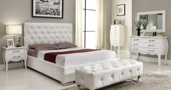 White michelle bedroom set bedroom ideas pinterest for K michelle bedroom furniture