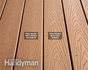 How To Choose Composite Decking Building A Deck Composite Decking Diy Deck