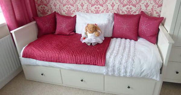Hemnes Ikea Day Bed Hemnes Girls And Drawer Storage