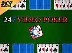 Video Poker Games 247 Video Poker Video Poker Games Poker Games