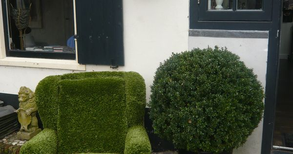 Faux Grass Furniture