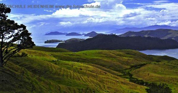 Neuseeland Landschaft Herr Der Ringe Im Neuseeland