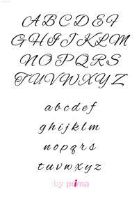 Des Alphabets Gratuits A Telecharger Lettre Alphabet A Imprimer Pochoir Alphabet Alphabet A Imprimer