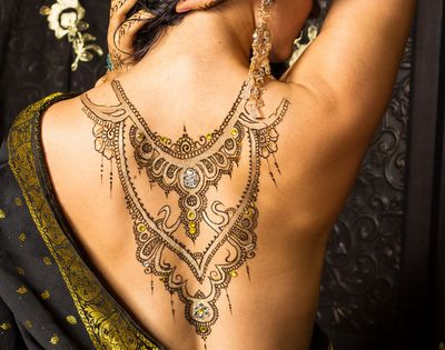 Traditional Henna Tattoo: Henna Tattoos And Traditional