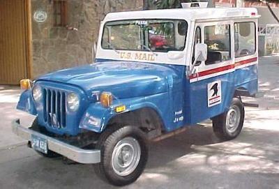 Jeep DJ-5C
