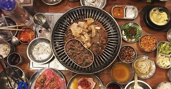 Now Open Muhan Samgyupsal Greenhills Offering Unlimited
