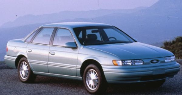 Used 1994 Ford Taurus For Sale Near Me Edmunds Taurus Sedan Ford