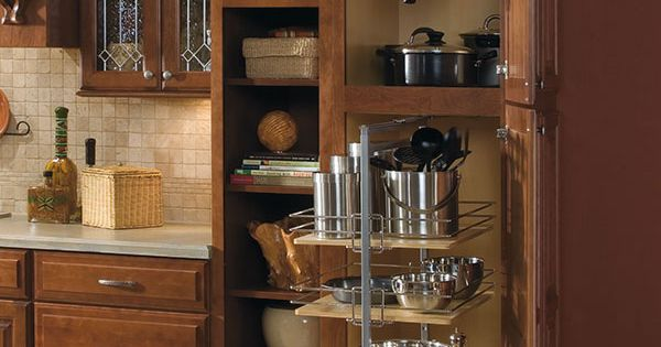 Diamond at lowes cabinet interiors utility storage for Kitchen cabinets zeeland mi
