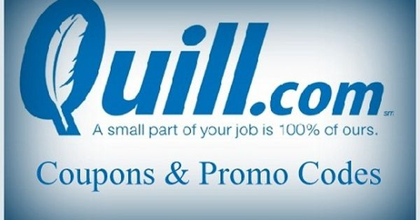 Quill Coupons Promocodes Only On Couponsmonk Promo Codes Coding Coupon Codes