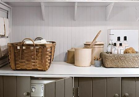 des portes en bois pour cacher lave linge et s che linge buanderie pinterest lave linge. Black Bedroom Furniture Sets. Home Design Ideas