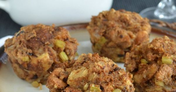 4* Stuffins...stuffing made in a muffin pan is an easy way to
