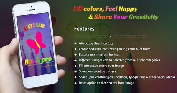 Color Book Pro Ios Iphone App Development App Template Design Mobile App Templates