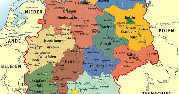 deutschland ist von 9 staaten umgeben insgesamt km. Black Bedroom Furniture Sets. Home Design Ideas