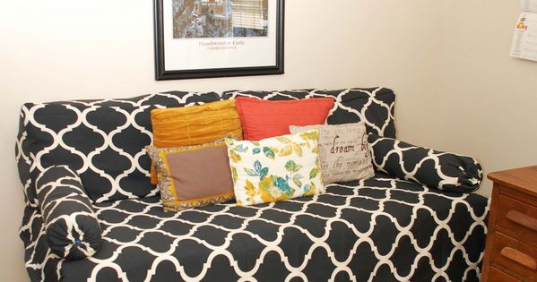 Twin Bed Made To Look Like A Couch Do This By Making