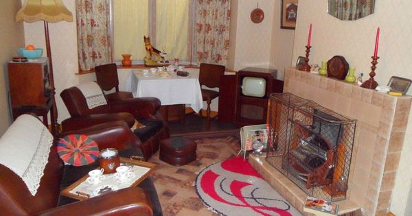 1930 S Living Room 1930 S Style Pinterest Living