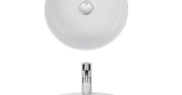 Vienna in basins bauhaus bathrooms furniture suites basins ultimate b - Vasque a poser lapeyre ...