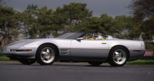 Chevrolet Corvette Zr 1 Spyder Prototype Chevrolet Corvette Chevrolet Corvette