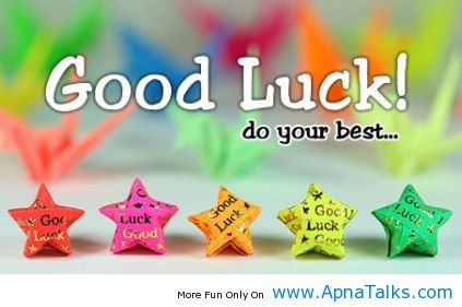Good Luck On Your Exam Quotes: For Exams Good Luck Quotes. QuotesGram By @quotesgram