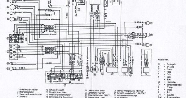 Xt600z 83 85 Jpg Obrazok Jpeg 1100 783 Bodov Zmenseny 80 Diagram Yamaha Wire