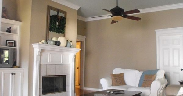 Relaxed khaki by sherwin williams house interior paint for Sherwin williams ceiling color